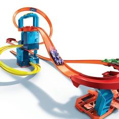 Hot Wheels GLC97 Track Builder Unlimited Ultra Boost Kit Trackset - Brand New