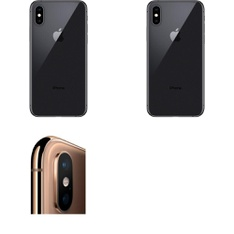 5 Pcs - Apple iPhone XS - Brand New (Unlocked) - Models: MT972LL/A, MT962LL/A, MT942LL/A