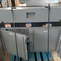 12 Pallets -17 Pcs - Store Displays - Used