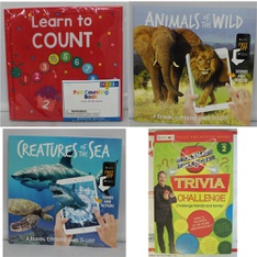 63 Pcs - Books - New - Retail Ready - Horizon group, Dreamtivity, Benson, Titan Books