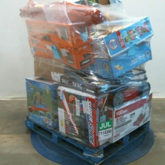 Pallet - 15 Pcs - Lawn & Garden - Outdoor Play, Pools & Water Fun, Trimmers & Edgers - Customer Returns - Sportspower, Little Tikes, Worx