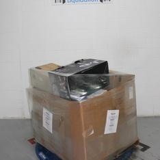Pallet - 17 Pcs - Microwaves, Power Tools, Humidifiers / De-Humidifiers, Drip Brewers / Perculators - Damaged / Missing Parts - Hamilton Beach, DeLonghi, Amico Power, Onn