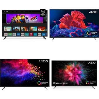 48 Pcs – LED/LCD TVs – Refurbished (GRADE A, GRADE B) – VIZIO