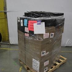 6 Pallets – 1392 Pcs – Other, Chargers, Accessories, Keyboards & Mice – Customer Returns – Onn, Blackweb, Canon, Apple