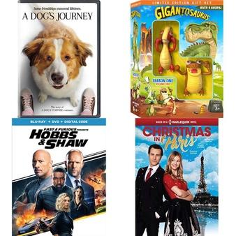 87 Pcs – Movies & TV Media – New – Retail Ready – Universal, Paramount, Universal Studios, Ncircle Entertainment