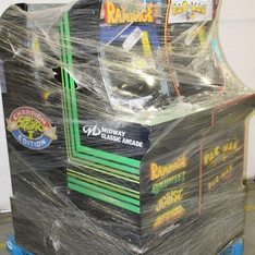 Pallet - 4 Pcs - Video Games - Other - Customer Returns - Arcade 1UP