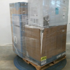 Pallet – 4 Pcs – Refrigerators, Freezers – Customer Returns – Thomson