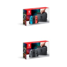 11 Pcs - Nintendo Switch Consoles - Refurbished (GRADE C) - Models: HACSKABAA, HACSKAAAA