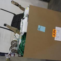 Pallet - 43 Pcs - Accessories - Customer Returns - Roundup, Flex, Power, Flexon