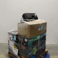 Pallet - 7 Pcs - Portable Speakers - Customer Returns - Ion