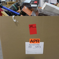 Clearance! Pallet - 260 Pcs - Accessories, Other - Brand New - Retail Ready - Rain Bird, Patio Life, Orbit, Tru Tough