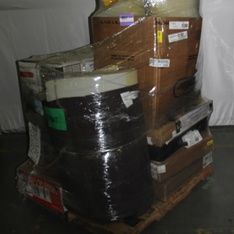 Pallet – 10 Pcs – Exercise & Fitness, Covers, Mattress Pads & Toppers – Customer Returns – Allswell, Mainstay's