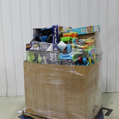 Pallet – 37 Pcs – Vehicles, Trains & RC, Dolls, Vehicles – Customer Returns – New Bright, Kid Connection, JAKKS PACIFIC, Adventure Force