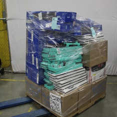 Pallet – 1336 Pcs – DVD Discs, Music CDs/Vinyl/Tapes, Computer Software, Microsoft – Customer Returns – Onn, Universal Studios, Sony, Sony Pictures Home Entertainment