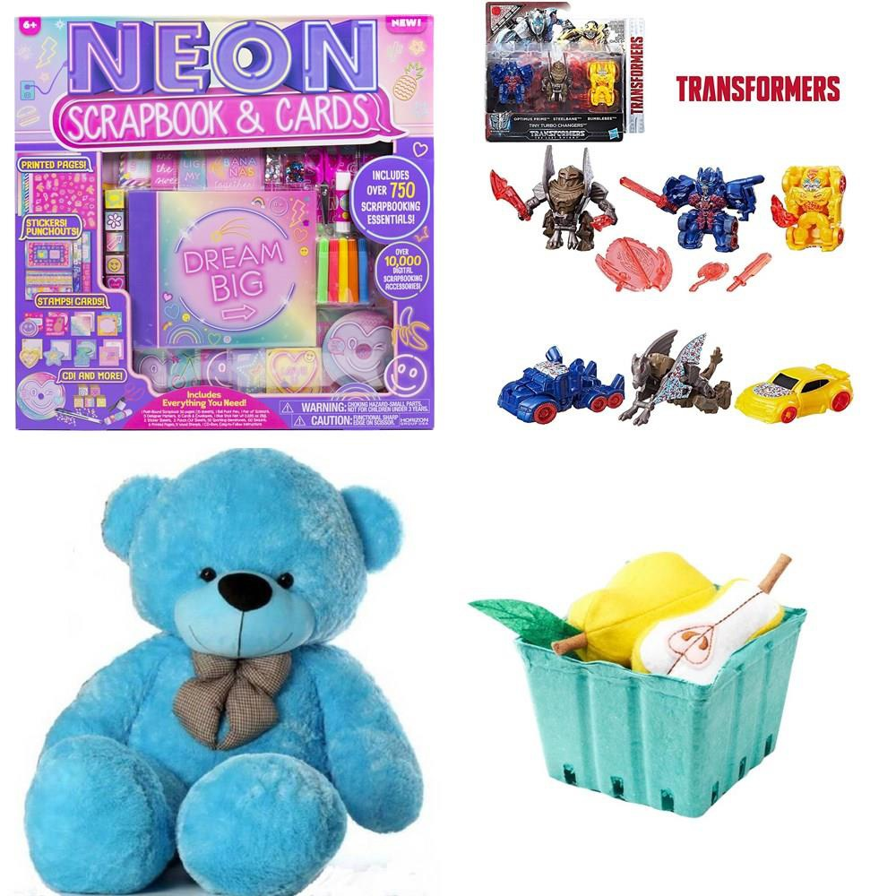 Pallet - 139 Pcs - Stuffed Animals, Action Figures, Not Powered - Customer  Returns - Antsy Pants, HORIZON GROUP USA, UNBRANDED, opt