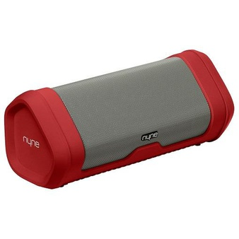 33 Pcs – Nyne Vibe Water Resistant Portable Speaker – Red – Refurbished (GRADE A)