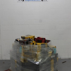 Pallet - 41 Pc(s) - Power, Speakers, Automotive Accessories - Customer Returns - Stanley