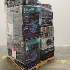 Pallet - 22 Pcs - Portable Speakers - Customer Returns - Ion, Monster