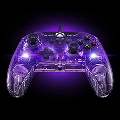 PDP 048-121-NA Afterglow Wired Controller for Xbox One - Certified Refurbished