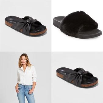 100 Pcs – Womens – New – Retail Ready – Universal Thread, Mad Love