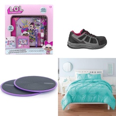 Pallet – 137 Pcs – General Merchandise – Customer Returns – HomeTrends, NA Sports, L.o.L. Surprise, Jax