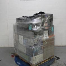 Half Truckload - 13 Pallets - 1015 Pcs - Hardware, Heaters, Kitchen & Dining, Lighting & Light Fixtures - Customer Returns - Mainstay's, Honeywell, Brinks, Kaz