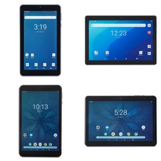 11 Pcs – Tablets – Tested NOT WORKING – Onn