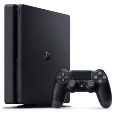 6 Pcs – Sony CUH-2215A PlayStation 500GB Slim System PS4 Black, – Refurbished (GRADE A) – Video Game Consoles