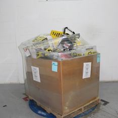 Pallet - 34 Pcs - Tool Accessories, Pressure Washers, Patio - Customer Returns - Trilink Saw Chain, Karcher, Sterling, Hyper Tough