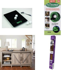 12 Pallets - 343 Pcs - Kitchen & Dining, Hardware, Power Tools, Accessories - Customer Returns - Mainstay's, Hyper Tough, Select Surfaces, Better Homes & Gardens