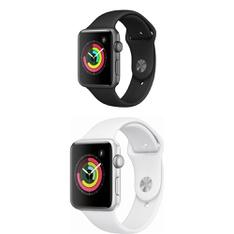 11 Pcs - Apple Watch - Series 3 - 42MM - GPS - Refurbished (GRADE D) - Models: MTF32LL/A, MTF22LL/A
