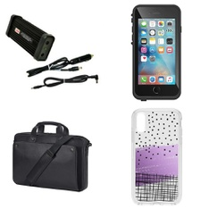 86 Pcs - Electronics & Accessories - New - Retail Ready - Heyday, OtterBox, LAUT, Speck