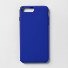 37 Pcs - heyday Apple iPhone 8 Plus/7 Plus/6s Plus/6 Plus Silicone Case Blue - New, Like New, New Damaged Box - Retail Ready