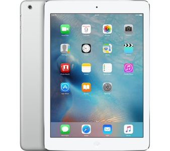 17 Pcs – Apple iPad Air 16GB Silver Wi-Fi ME913LL/A – Refurbished (GRADE A)