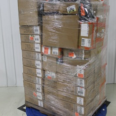 Pallet - 1232 Pcs - Clothing, Shoes & Accessories - Brand New - Retail Ready - Wemco, Warner Bros, Disney