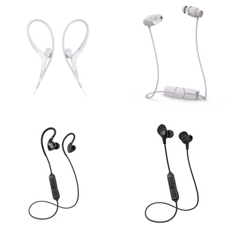 21 Pcs - Headphones - nd New and Refurbished (Grade A) - Sony, JLab, Ifrogz Headset Mic Wiring Diagram on