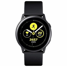 61 Pcs – Samsung SM-R500NZKAXAR Galaxy Watch Active 40mm Black US Version – Refurbished (GRADE A, GRADE B – No Power Adapter)