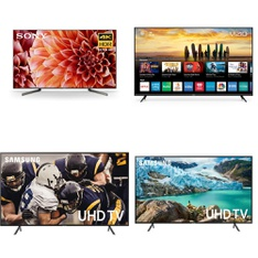 Pallet – 6 Pcs – LED & LCD – Customer Returns – Samsung, VIZIO