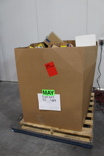 Clearance! Pallet – 842 Pcs – Hardware, Power Tools, Accessories, Automotive Parts – Brand New – Retail Ready – Cooper Bussmann, USP, Square D by Schneider Electric, Legrand