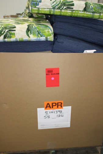Clearance! Pallet – 19 Pcs – Patio – Brand New – Retail Ready – allen + roth