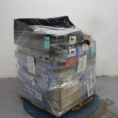 Pallet – 166 Pcs – Electronics Accessories – Customer Returns – Onn, GE, Monster, One For All