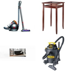 Pallet – 11 Pcs – General Merchandise – Customer Returns – HomeTrends, Mainstay's, Winsome Trading, DYSON CANADA LIMITED
