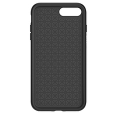 OtterBox SYMMETRY SERIES Case for iPhone 8 Plus & iPhone 7 Plus (ONLY) - Retail Packaging - BLACK - Refurbished