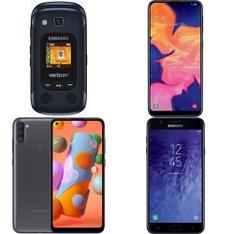 CLEARANCE! 50 Pcs - Cellular Phones - Refurbished (GRADE A, GRADE B, GRADE C - Not Activated) - Samsung, BLU