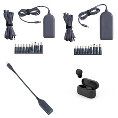 Pallet - 732 Pcs - Other, Power Adapters & Chargers, Over Ear Headphones, Keyboards & Mice - Customer Returns - Onn, onn., Apple, Anker