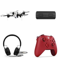 CLEARANCE! 99 Pcs - Drones & Quadcopters Vehicles, Over Ear Headphones, GPS Unit, Microsoft - Refurbished (GRADE A, GRADE B) - Protocol, Beats by Dr. Dre, Microsoft, Braven
