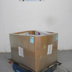 Pallet - 22 Pcs - Monitors, Batteries - Customer Returns - HP, DURACELL