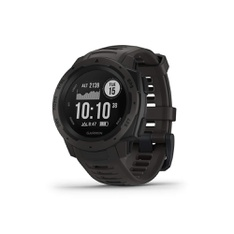 50 Pcs – Garmin A03603 Instinct, Rugged Outdoor Watch with GPS, Graphite – New – Retail Ready
