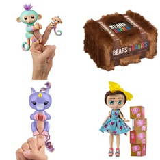 Pallet – 191 Pcs – Dolls, Boardgames, Puzzles & Building Blocks, Action Figures, Vehicles, Trains & RC – Customer Returns – WowWee, L.O.L. Surprise!, Exploding Kittens LLC, Boxy Girls