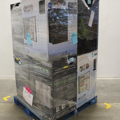Pallet - 8 Pcs - Bar Refrigerators & Water Coolers - Customer Returns - Galanz